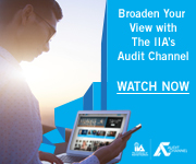 Broaden Your View with The IIA's Audit Channel