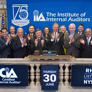 IIA Rings Opening Bell at NYSE