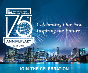 Join The IIA's 75th Anniversary Celebration